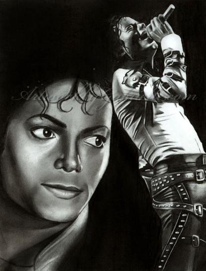 Michael Jackson par gabbyd70